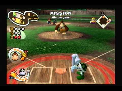 Let's Play Mario Superstar Baseball – Challenge Mode – Yoshi (Part 11)