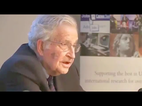 Noam Chomsky on Ukraine, Russia, & NATO