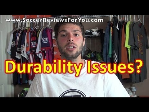 Durability Issues VS Normal Wear and Tear - Soccer Cleats/Football Boots