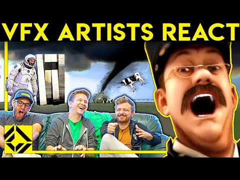 VFX Artists React to Bad & Great CGi 16
