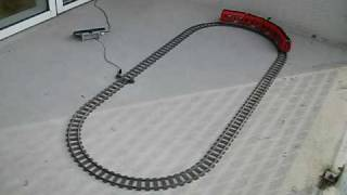 LEGO Copenhagen S-train, version 3. Video 2