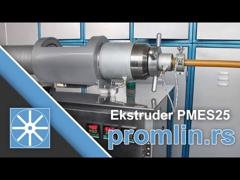 Ekstruder PMES25 CANDLE MACHINE - promlin.rs