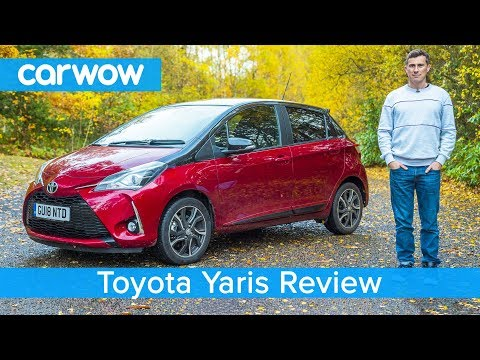 Toyota Yaris 2019 in-depth review   carwow Reviews