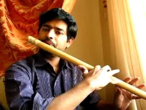 Aaoge jab tum O Sajana - jab we met - on flute