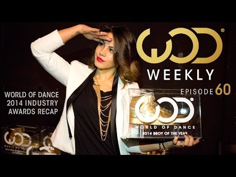 Live from the World of Dance Industry Awards '14 #WODAwards | #WODWeekly 60