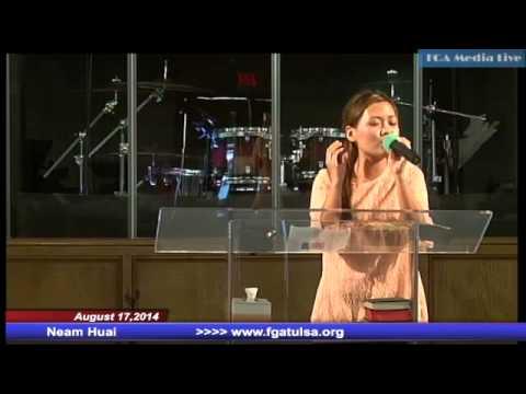 Agust 17,2014 English Service (Neam Huai)