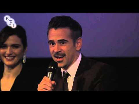 The Lobster Q&A with Rachel Weisz and Colin Farrell | BFI