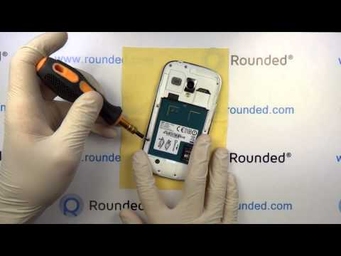 Samsung Galaxy S3 Mini i8190 repair. disassembly manual. guide
