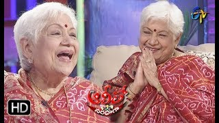 Alitho Saradaga | 13th May 2019 | Shaavukaru Janaki  (Actress) | ETV Telugu