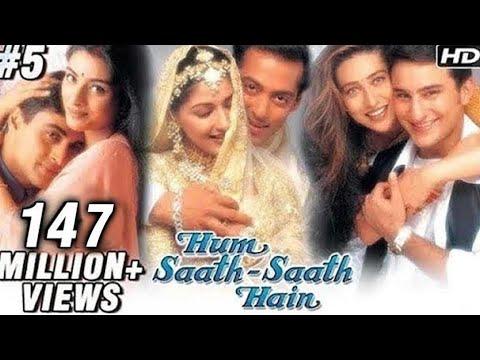 Hum Saath Saath Hain Full Movie | (Part 5/16) | Salman Khan, Sonali | New Released Full Hindi Movies