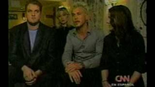 Ace of Base - Escenario CNN en Español 1998