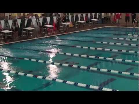 2013 UT Jr. Olympic State 10 & Under Girls 50 Yard Breaststoke Swimming Finals