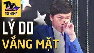 Lý do Hoài Linh vắng mặt hàng loạt Gameshow trên Sóng Truyền Hình thời gian qua