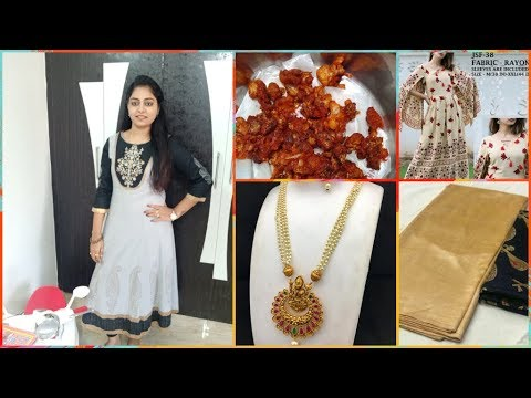 #Vlog #Diml||My Shopping Vlog for New Year||Easy Cauliflower fry