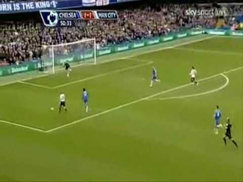 Chelsea 2 City 4 (2010)