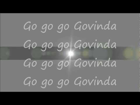 Go Go Govinda Lyrics Song video