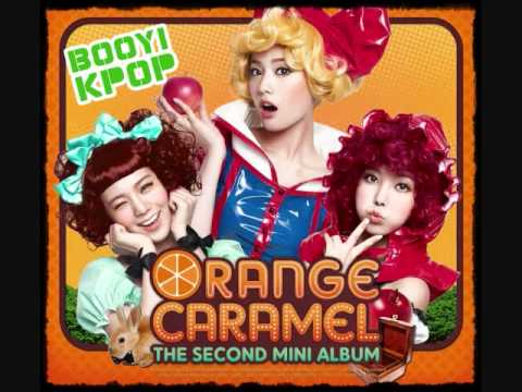 Orange Caramel Aing Kpop Lyric video