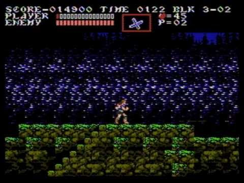 Let's Play Akumajou Densetsu / Castlevania III: Dracula's Curse (FC/NES) - Part 1