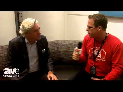 CEDIA 2014: Gary Kayye Talks to Larry O'Reilly from IMAX About IMAX Private Theatre for Homes