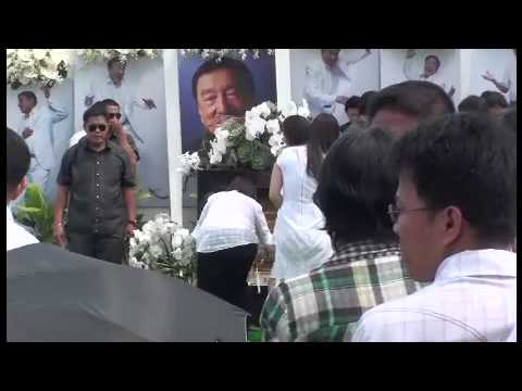 Dolphy laid to rest