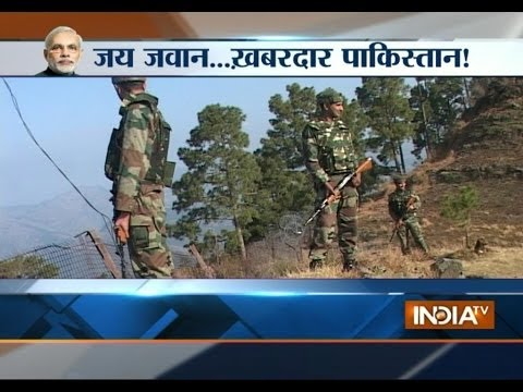 PM Narendra Modi to visit Kashmir valley today amid shutdown