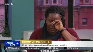 African in diaspora dismayed by Trump's alleged 'shithole' remarks