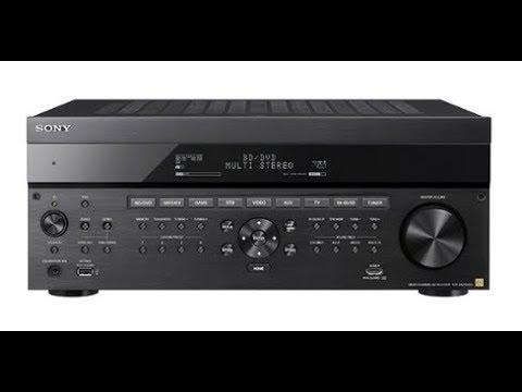 Sony STR ZA2100 7 2 Channel 4K Ultra HD Network AV Receiver Blogger review