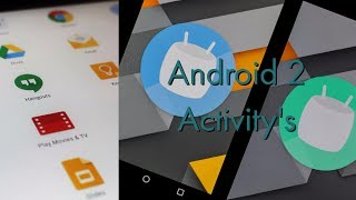 Android 2: Activity