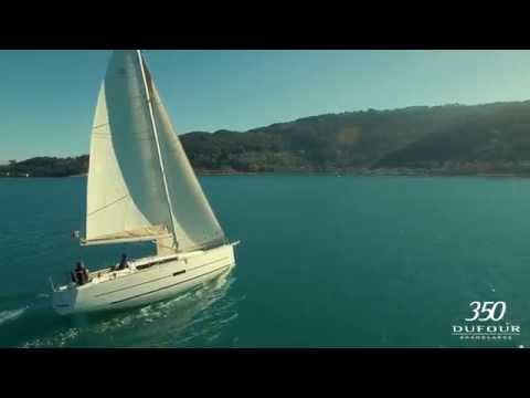 Dufour 350 Grand Large - Official video by Dufour Yachts