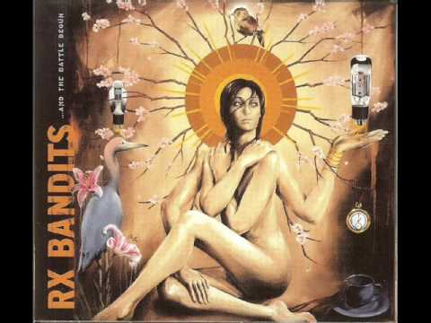 Rx Bandits - One Million Miles An Hour, Fast Asleep