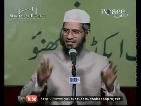 Story Of A Lady, Yvonne Ridley !! Dr. Zakir Naik (urdu) video
