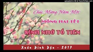 Thanh Le mung 2 tet Cau cho To Tien 2017