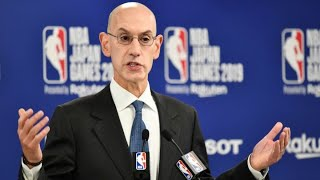 NBA commissioner says league will 'double down' on engaging with China