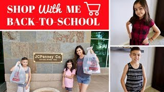BACK TO SCHOOL SHOPPING | SHOP WITH ME | PAIR UP CAMPAIGN