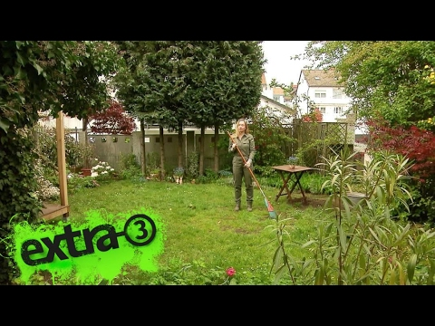 Realer Irrsinn: Parkplatz statt Garten | extra 3 | NDR