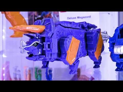 Power Rangers Dino Charge! (SDCC 2014)