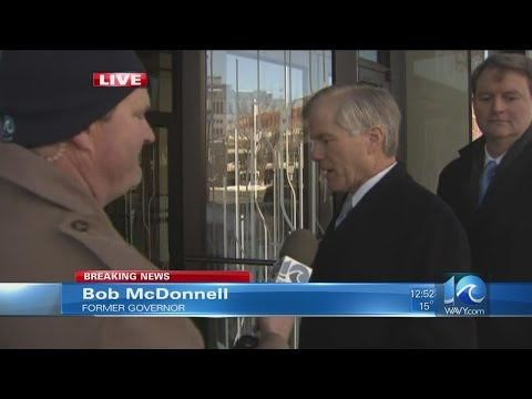 Andy Fox exclusive LIVE interview with fmr. governor Bob McDonnell