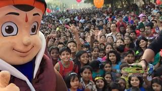 Chhota Bheem Himalayan Adventure Movie Promotions - BheemEveryWhere
