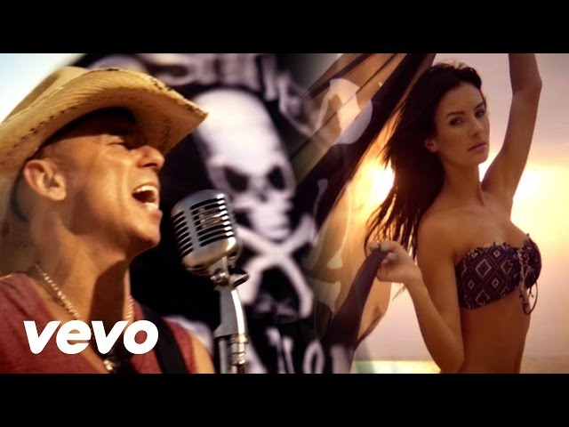 Kenny Chesney - Pirate Flag