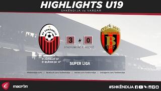 U19 | Highlights | Shkndija vs Vardar 3-0