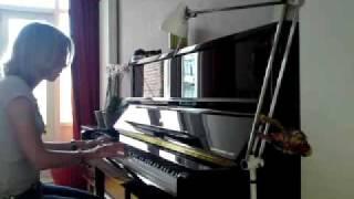 Bruce Springsteen - Streets of Philadelphia piano