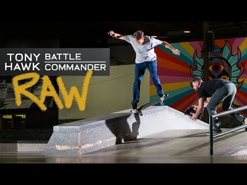 Tony Hawk's Battle Commander RAW AND UNCUT