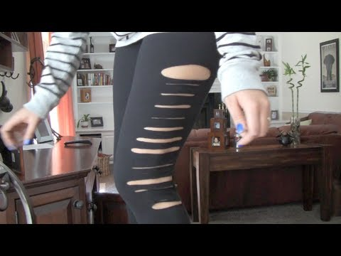 Kendall & Kylie Jenner Inspired Cut-out Leggings