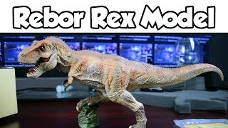 Rebor King T-Rex Model - Unboxing and Review