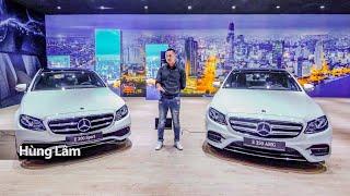 Chi tiết Mercedes E200 Sport giá 2,3 tỷ - Nụ cười nhẹ dành cho 520i | XE HAY