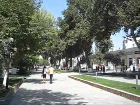 Видео улиц Самарканда 2012 - www.samarkand.me