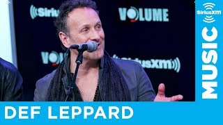 Def Leppard On Staying Relevant Through the '90s
