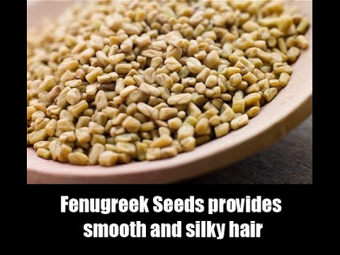 hair loss cure - thinning hair solution with fenugreek hair growth remedies
