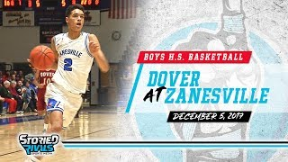 HS Basketball | Dover at Zanesville [12/5/17]