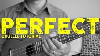 Download Lagu Perfect - Ed Sheeran - EASY Ukulele Tutorial - Chords - How To Play Gratis STAFABAND
